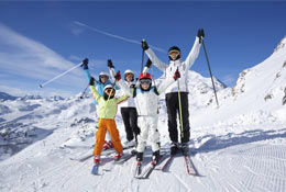 Ski School Trip to the Alps school groups