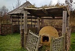 Anglo-Saxon Village photograph