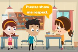 Anti-Bullying Show - Online school groups