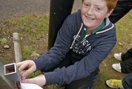 school trip at Conway Centres Beeston