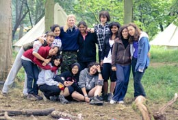 The Bushcraft Company - Penhurst Palace