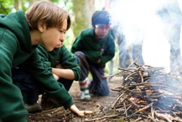 The Bushcraft Company - Hatfield Woods