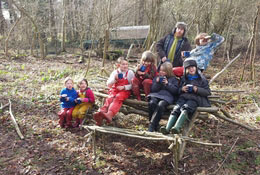 North Wales Bushcraft Residential