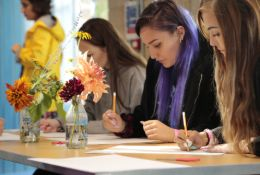 Chatsworth in your classroom photograph