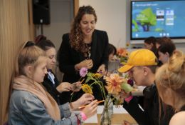 school trip at Chatsworth in your classroom
