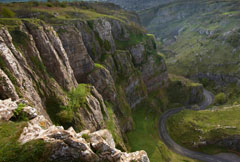 Cheddar Gorge photograph