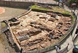 Chester Roman Amphitheatre photograph