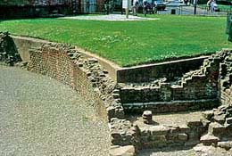 Chester Roman Amphitheatre school groups