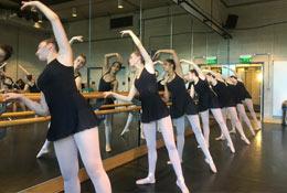 Dance Trips to London