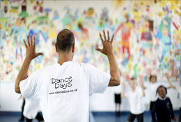 African Dance Workshops school groups