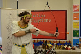 Ancient Egypt Workshop & Wow Day school groups
