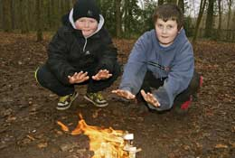 Conway Centres Delamere photograph