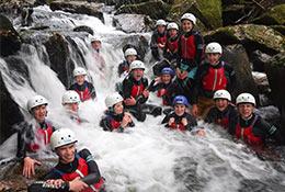 Activity and Watersports Trips Devon school groups
