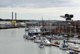 school trip at Geography Galore – Southampton Docks and Solent