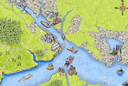Geography Galore – Southampton Docks and Solent school groups