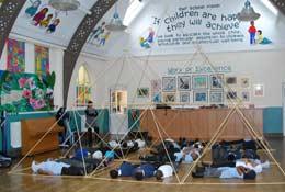 Egyptian Workshops school groups