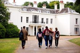 school trip at LTC Eastbourne