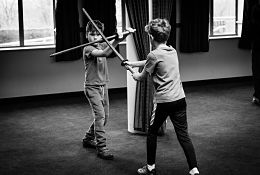Fight Club! Stage Combat in the Classroom school groups