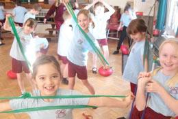 Fitness Workshops school groups