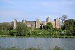 Framlingham Castles photograph