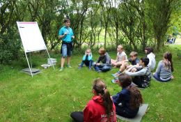 school trip at FSC Outreach: Living Things and Their Habitats