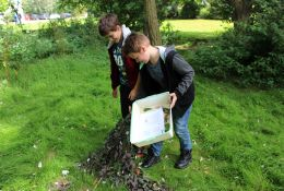 FSC Outreach: Living Things and Their Habitats school groups