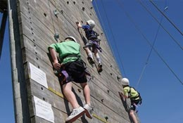 Galloway Activity Centre school groups