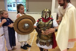 Ancient Greece Workshop & Wow Day