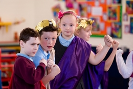 The Greeks school groups