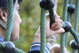 school trip at Green Park Village - The Adventure Learning Charity