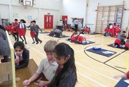 Healthy Workshops school groups