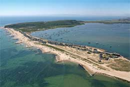 Hengistbury Head Outdoor Education Centre school groups
