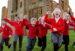 Kenilworth Castle and Elizabethan Garden school groups