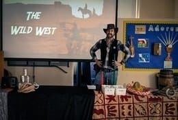 Wild West Workshop & WOW Day