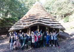 Beeston Castle and Woodland Park school groups