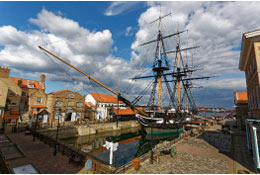 National Museum Of The Royal Navy in Hartlepool photograph