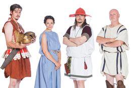 Ancient Greeks school groups