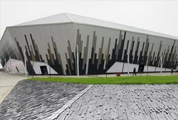 Ice Arena Wales photograph