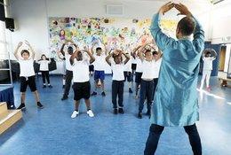 Indian Dance Workshops school groups