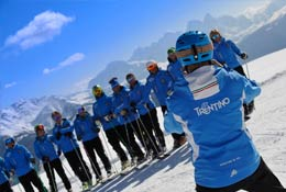 Ski Trips to Italy photograph