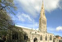 City of Leicester Cathedral photograph