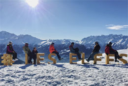 Ski School Trip in the Swiss Alps