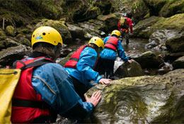 Scout Adventures Lochgoilhead
