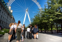 Coca-Cola London Eye school groups
