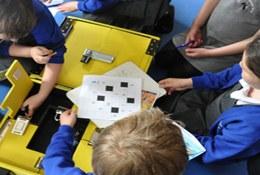 Maths School Escape Rooms photograph