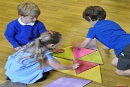 Maths Workshops school groups