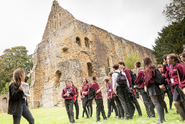 1066 Battle of Hastings, Abbey and Battlefield school groups