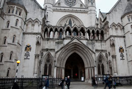 school trip at National Justice Museum Education at the Royal Courts of Justice