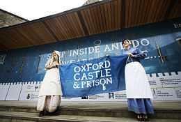 Oxford Castle and Prison photograph