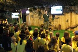 Paradise Wildlife Park Outreach school groups